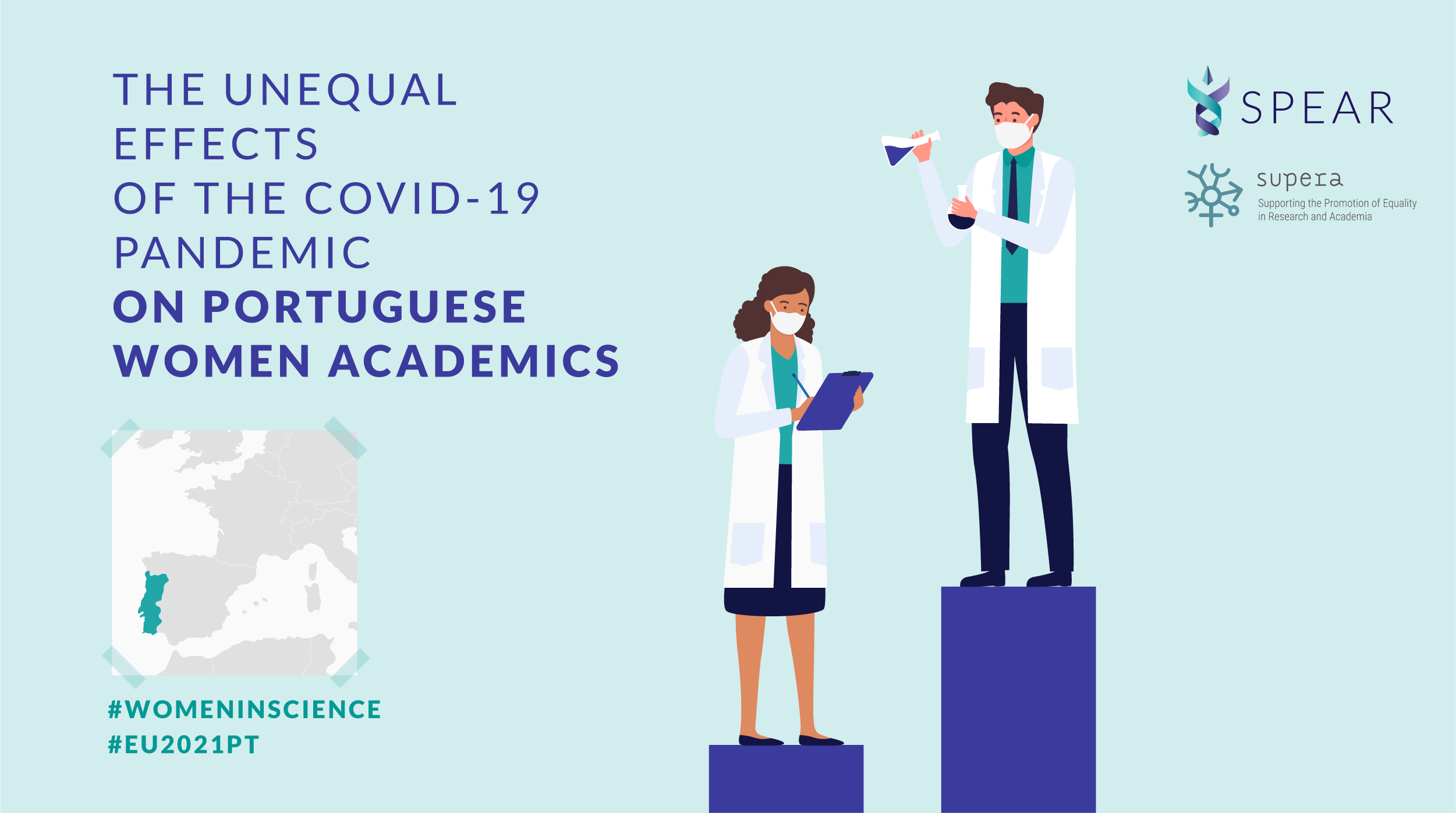 THE UNEQUAL EFFECTS OF THE COVID-19 PANDEMIC ON PORTUGUESE WOMEN ACADEMICS