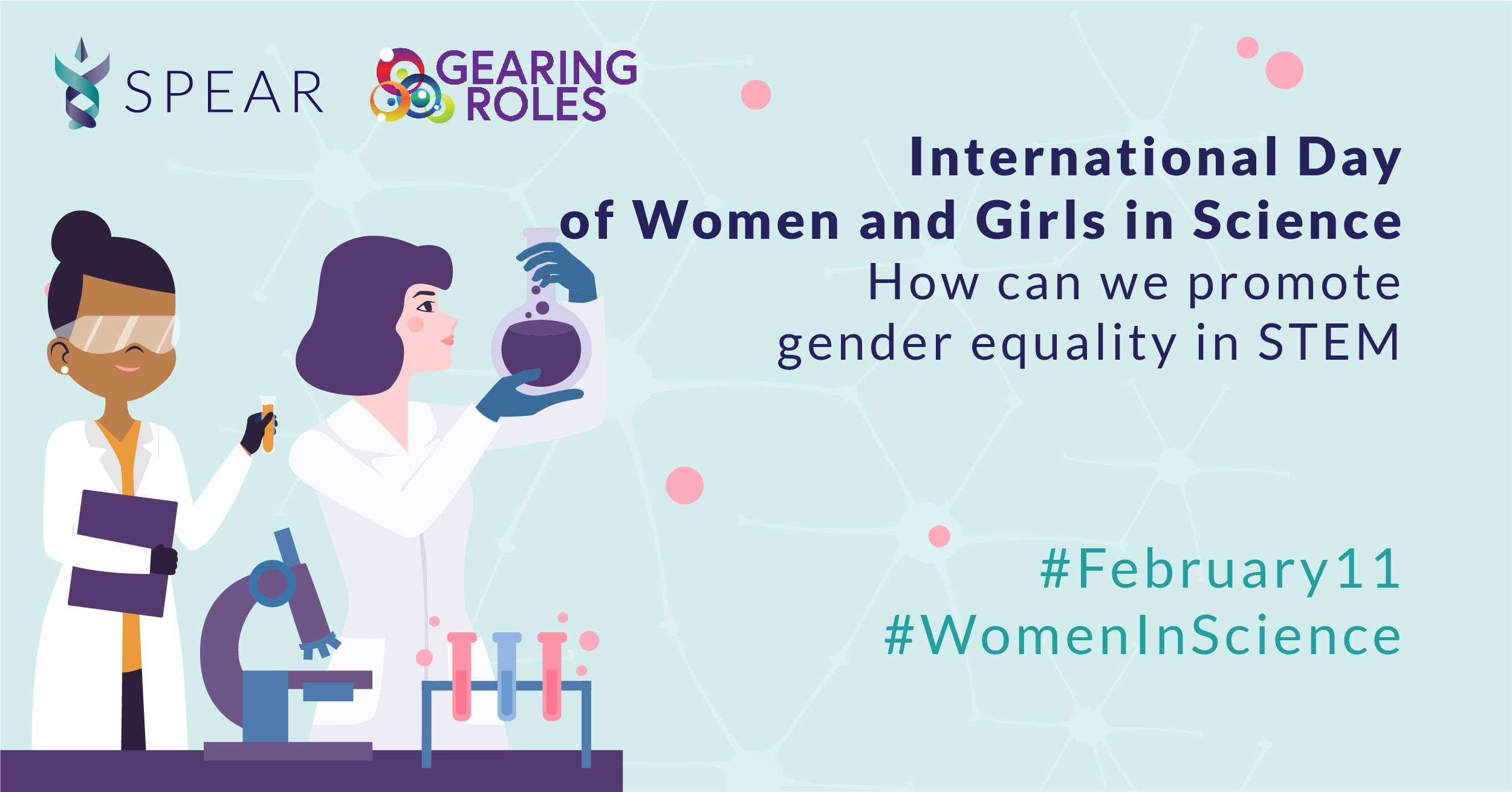 International Day of Women and Girls in Science: How can we promote gender equality in STEM
