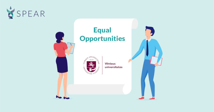 Experience of the Vilnius University in promoting diversity and equal opportunities